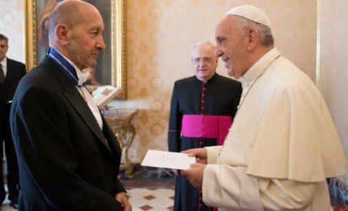 El Papa, en contra de la autodeterminación de Cataluña