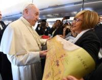 El Papa, ilusionado con viajar a Santiago de Compostela