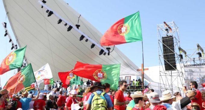 El Papa a los jóvenes portugueses: «¡Ahora, a trabajar!»