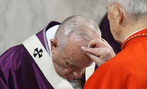 El Papa denuncia en su mensaje de Cuaresma la «codicia insaciable» que explota a las personas y el medio ambiente