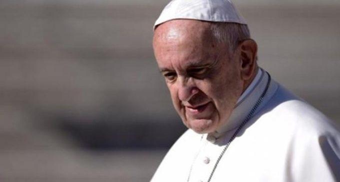 El Papa recuerda que la Primera Guerra Mundial fue «una matanza inútil»