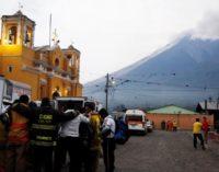 La Santa Sede envía 100.000 dólares para los damnificados por la erupción del Volcán de Fuego en Guatemala