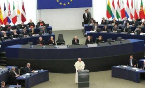 El Papa en el Parlamento Europeo: Dignidad y trascendencia conceptos claves para el futuro de Europa