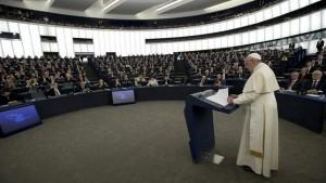 Parlamento Europeo. Francisco 4