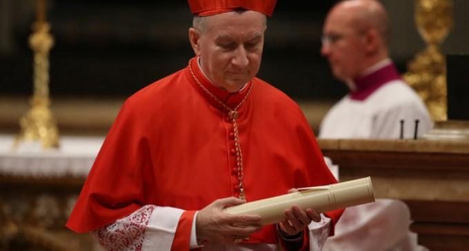 Cardenal Parolin: Los obstáculos al desarrollo parten de una visión distorsionada del ser humano y de la actividad económica