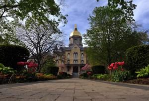 Parolín.Universidad Notre Dame 3