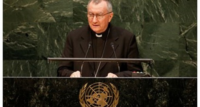 El cardenal Parolin anima a las personas de fe a condenar los actos terroristas