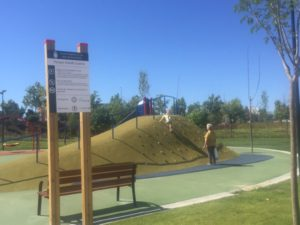 Parque Adolfo Suárez 1