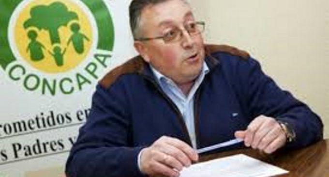 Concapa rechaza la reforma educativa propuesta por el gobierno
