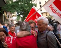 El líder del PSOE, Pedro Sánchez, reabre el debate religioso