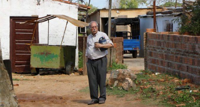 Pedro Velasco, el misionero que vive donde nadie quiere vivir