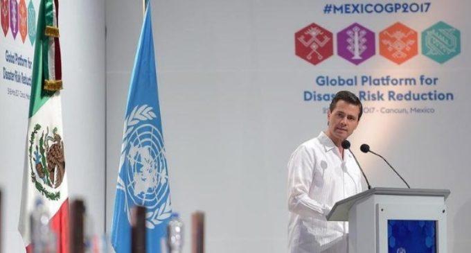 Cancún 2017, prevención de desastres naturales: La Santa Sede señala tres puntos