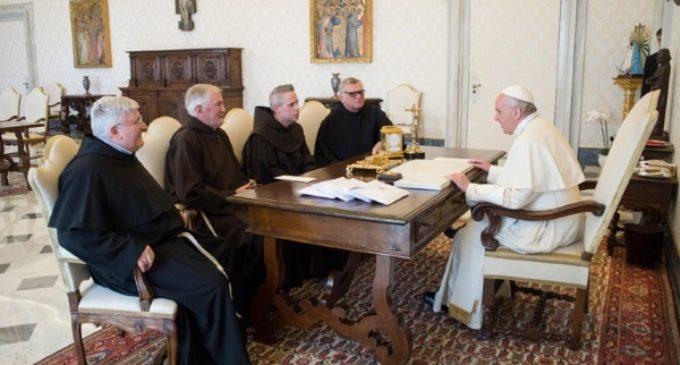 Una pequeña (gran) revolución franciscana