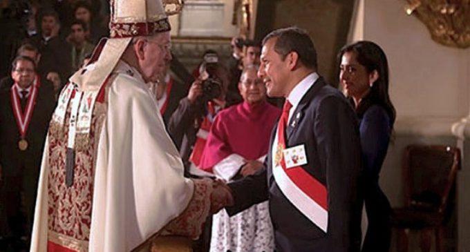 Perú: el cardenal Cipriani recordó que la familia es el fundamento de la paz