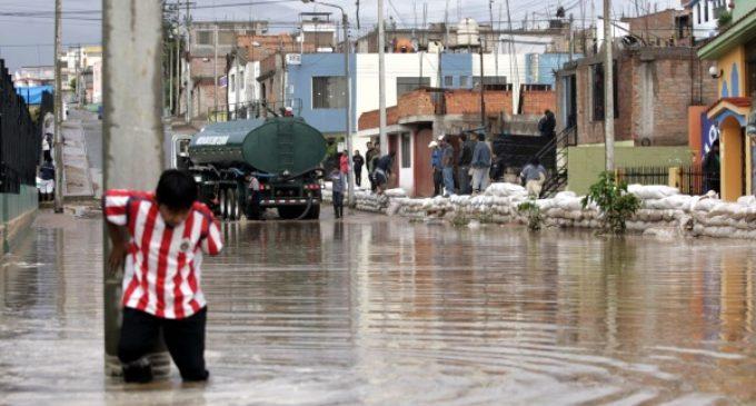 Manos Unidas responde a los damnificados por las inundaciones de Perú