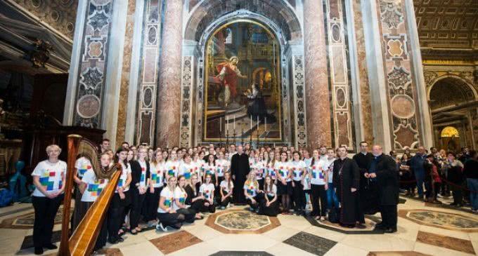 Concluye la peregrinación a Roma en el año del 1050° aniversario del Bautismo de la Polonia