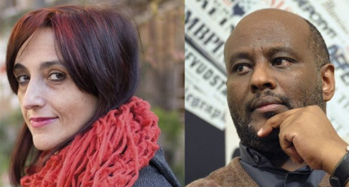 La periodista Helena Maleno y el sacerdote eritreo Mussie Zerai, Premio Mundo Negro a la Fraternidad 2017