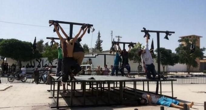 Las atrocidades del Daesh contra los cristianos en Siria e Irak son un Genocidio