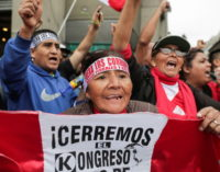 Perú: Los obispos piden unidad ante la crisis política