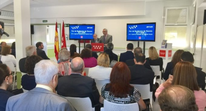 Más de 30 millones para mejora de personal en residencias de mayores de la Agencia Madrileña de Atención Social