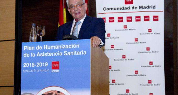 Primer Plan de Humanización de la Asistencia Sanitaria en la Comunidad de Madrid