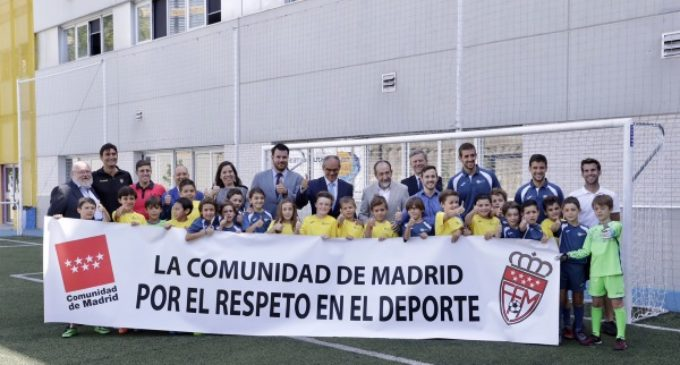 En Madrid se ponen en marcha las primeras acciones del Plan de Lucha contra la Violencia en el Deporte