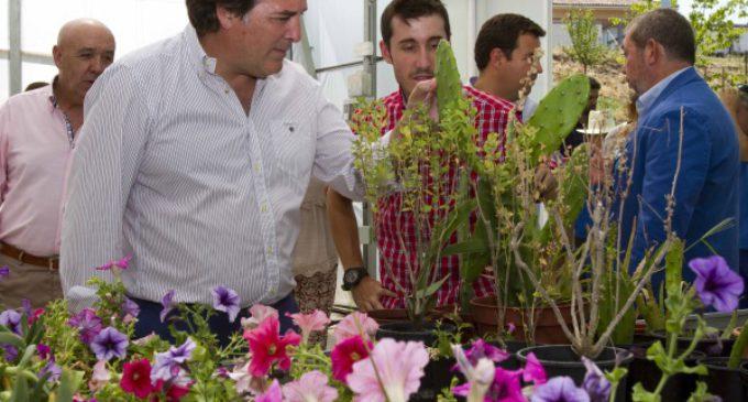El IMIDRA entrega más de 5.000 plantas hortícolas para fines sociales y de integración