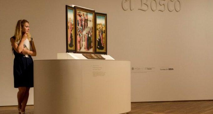 El Museo del Prado ha recibido el Global Fine Art Award de 2016 por «El Bosco. La exposición del V centenario».