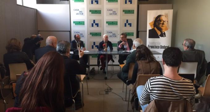 """""""Desaprendizajes"""", de Caballero Bonald, gana el Premio Umbral al Libro del Año"""