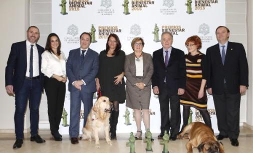Los veterinarios madrileños suman Fuerzas con la Comunidad para garantizar la protección de los animales