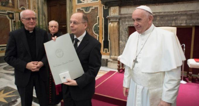 Premios Ratzinger 2017: Don de la razón para responder a la búsqueda de la verdad