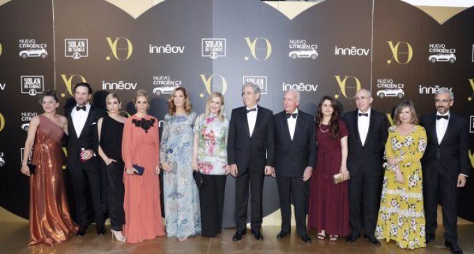 Homenaje de Cristina Cifuentes a las víctimas de la violencia machista en la entrega de los premios internacionales Yo Dona