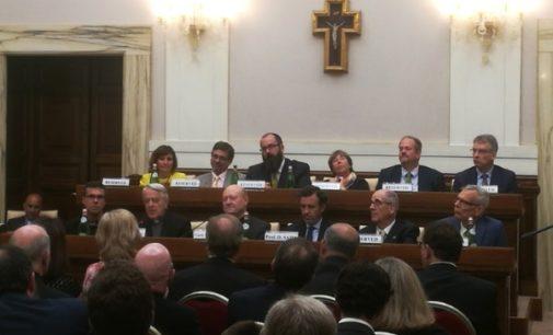 Entregados los II Premios Razón Abierta en Roma