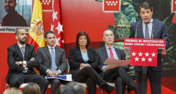 Madrid destina 40 millones de euros para financiar proyectos de investigación y contratos de personal
