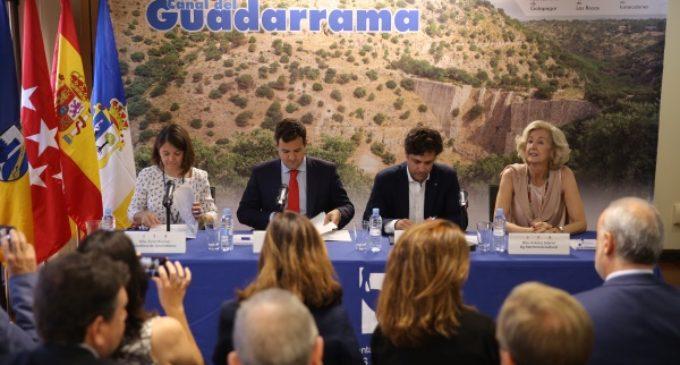 La Comunidad de Madrid y los ayuntamientos inician los trámites para declarar BIC la Presa del Gasco