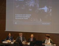 La contribución del Museo Nacional del Prado a la economía española se eleva a 745 millones de euros al año