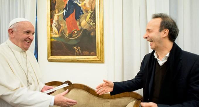 Presentación del libro- entrevista de Francisco, »El nombre de Dios es misericordia» publicado en 86 países