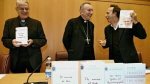 Presentación libro del Papa