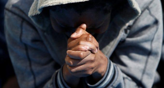 Libia, la prisión de Mariam