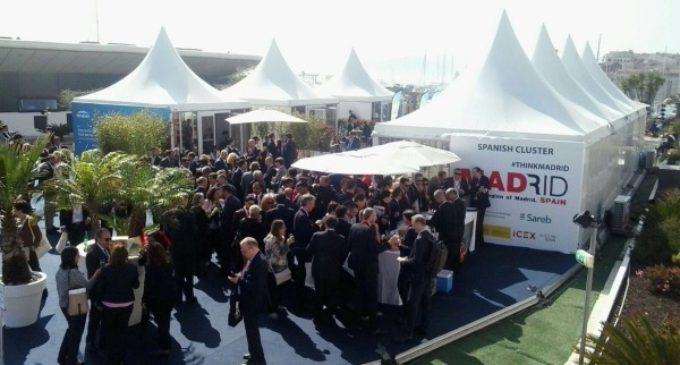 La Comunidad promociona el proyecto #THINKMADRID en la Feria MIPIM, referente para la atracción de inversión extranjera