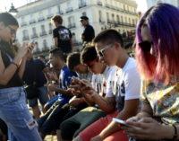 Proyecto Hombre, al rescate de jóvenes enganchados al móvil