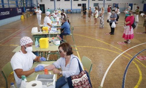 La Comunidad ha realizado hoy cerca de 12.000 pruebas de COVID-19 al personal de los centros docentes