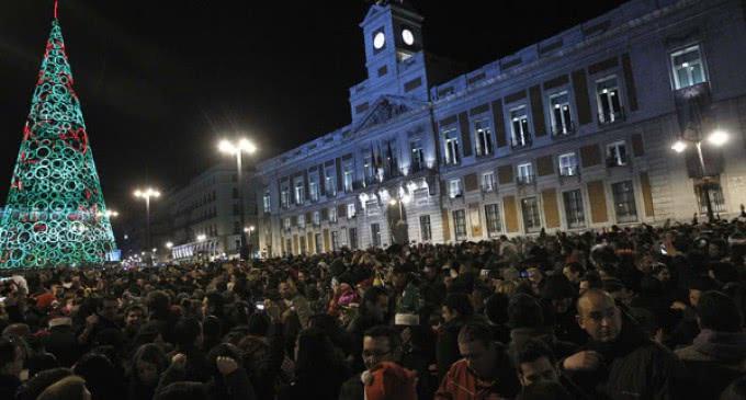 Dispositivo municipal para Fin de Año en la Puerta del Sol: habrá control y se reducen los accesos