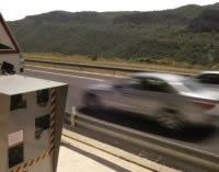 Tráfico sanciona cada minuto a seis conductores por exceso de velocidad