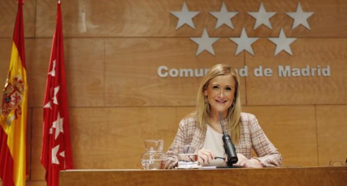 Cristina Cifuentes anuncia Importantes acuerdos tomados en el Consejo de Gobierno