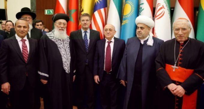 Rafael Catalá: «Las religiones deben jugar un papel fundamental para conseguir la paz»