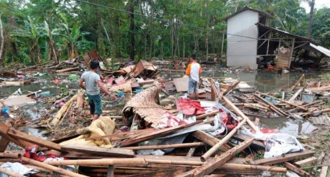 Rápida movilización de la Iglesia para atender a los afectados por el tsunami de Indonesia