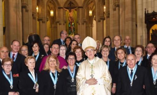 La Real Esclavitud de Santa María la Real de la Almudena celebra su 375 aniversario