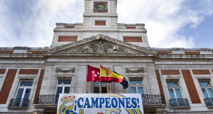 La Comunidad felicita al Real Madrid por su victoria en la Supercopa de Europa