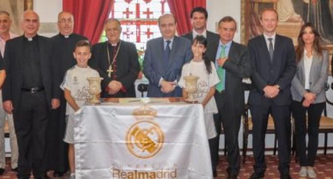 La Fundación Real Madrid forma entrenadores en los campos de refugiados palestinos